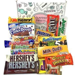 Amerikanische Schokolade Geschenkkorb