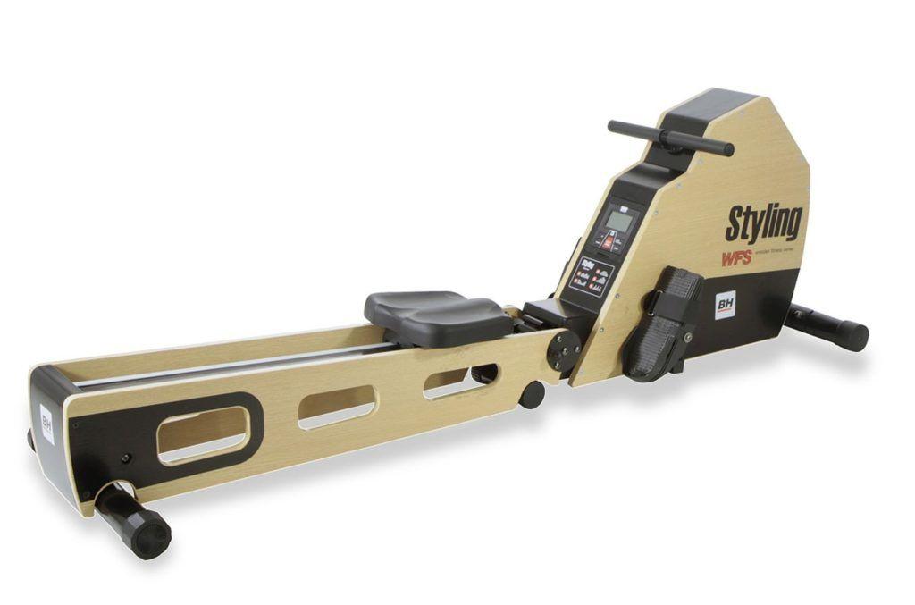 BH Fitness STYLING R320 klappbares Rudergerät WFS