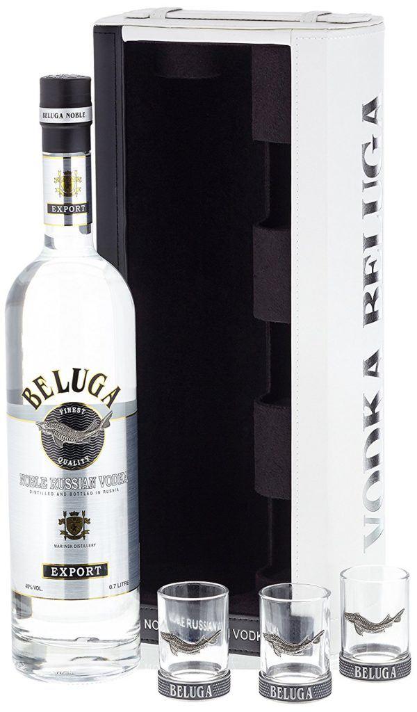 Beluga Export Noble Russian Vodka 1 X 0.7 L