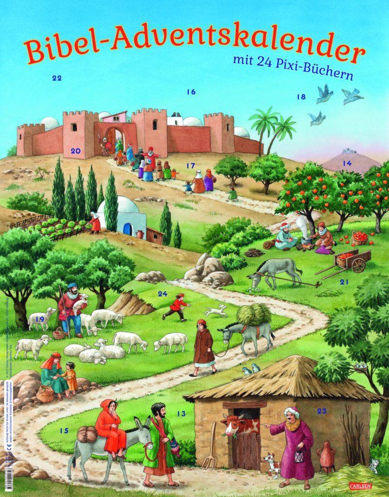 Bibel Adventskalender 2017.