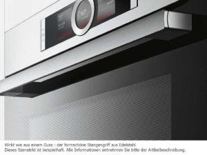 Die Bosch HND72PS50 Backofen-Kochfeld-Kombination ist Testsieger.