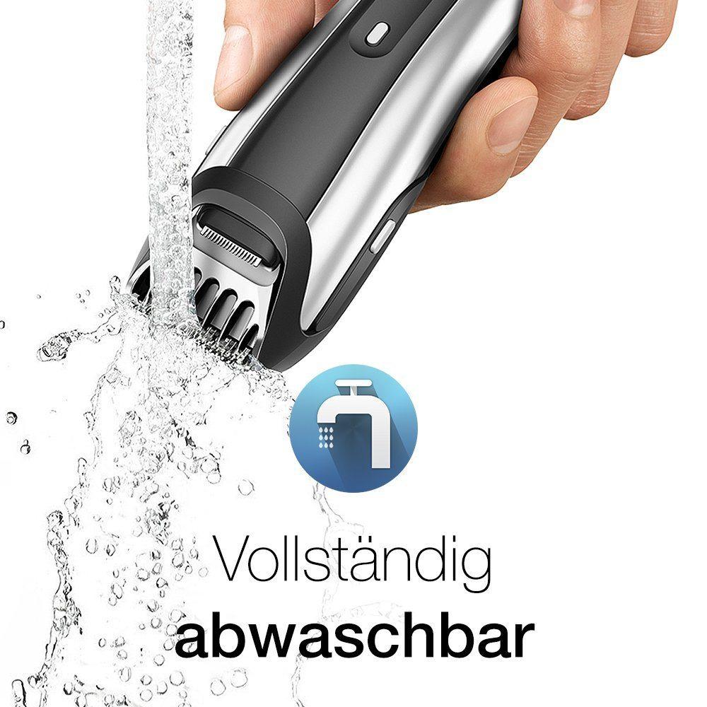 Braun Bartschneider Und Trimmer BT5090 Silber Inkl. Pr%C3%A4zisionstrimmer Ladestation Und Etui..