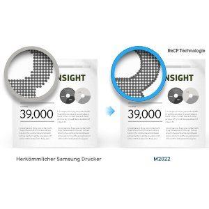 Brillante Bild- und Textqualität für Ihre Dokumente Samsung