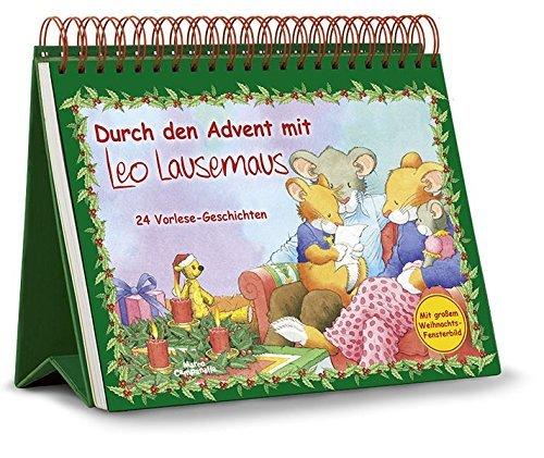 Durch Den Advent Mit Leo Lausemaus24 Vorlese Geschichten