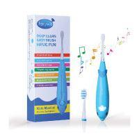 Elektrische Zahnbürsten auch für Babys und Kleinkinder?