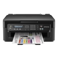 Epson WorkForce WF-2510WF Multifunktionsgerät (Scanner, Kopierer, Drucker, Fax, WiFi)