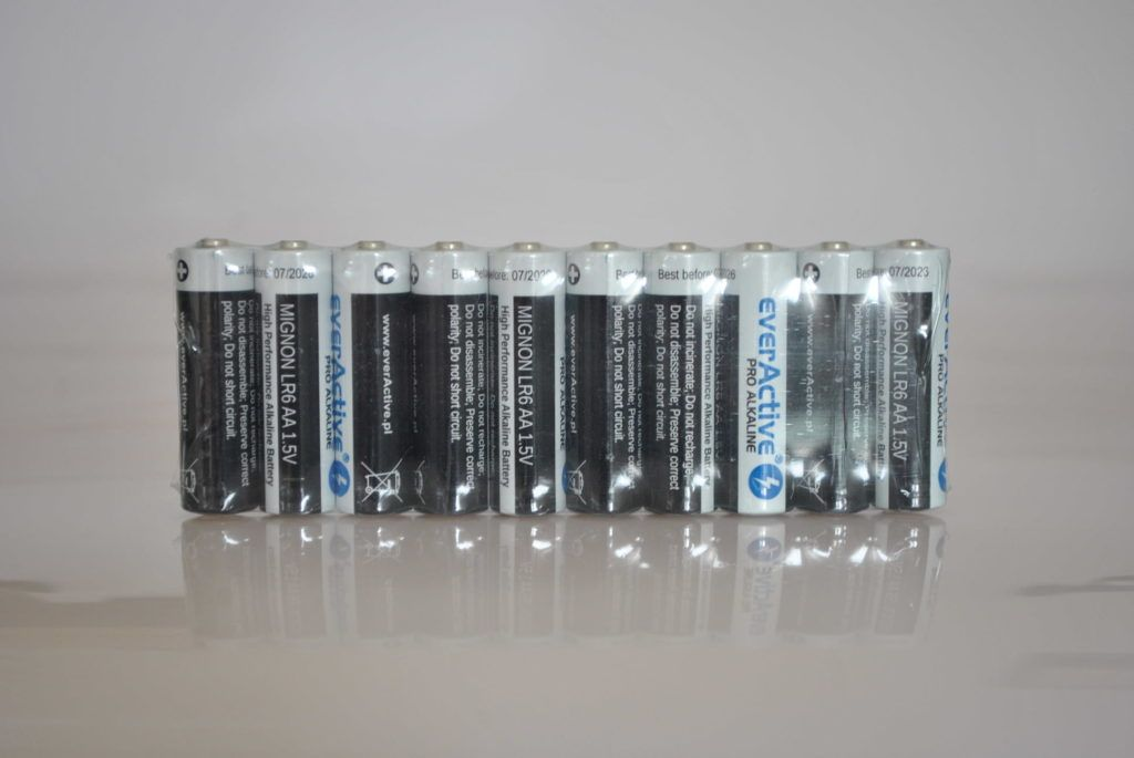 EverActive Batterien2