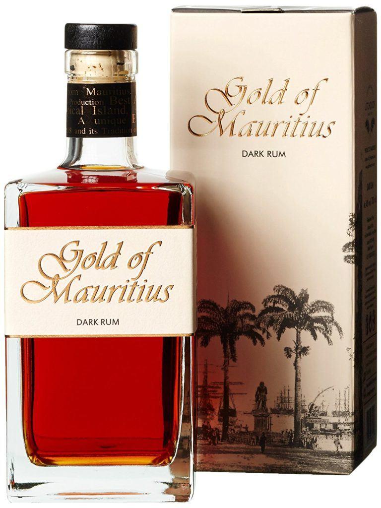 Gold Of Mauritius Dark Rum 1 X 0.7 L