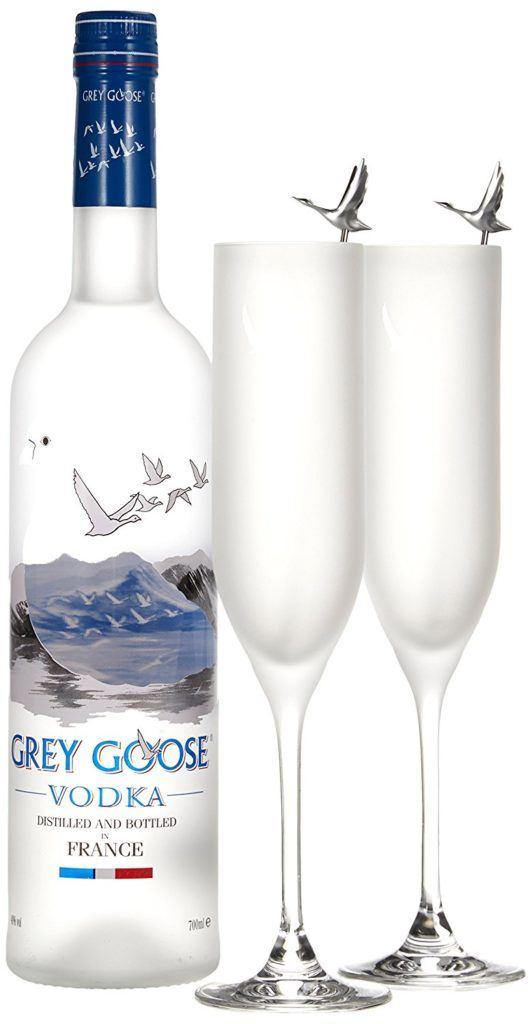 Grey Goose Le Fizz Wodka Mit Geschenkpackung 1 X 0.7 L