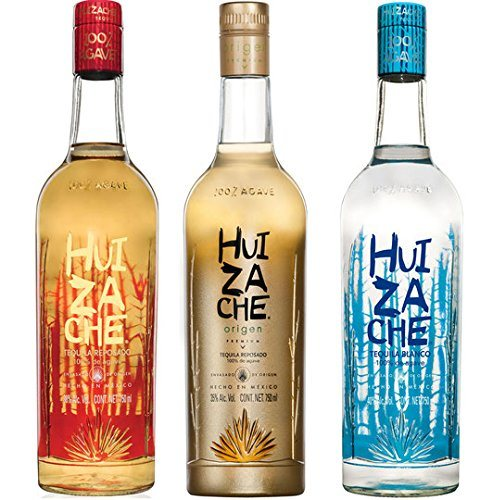 Huizache Blanco Jahrgang 2013 Organic Premium Tequila .