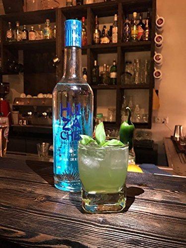 Huizache Blanco Jahrgang 2013 Organic Premium Tequila