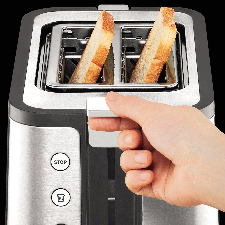 Krups Control Line KH442D10 Premium Toaster