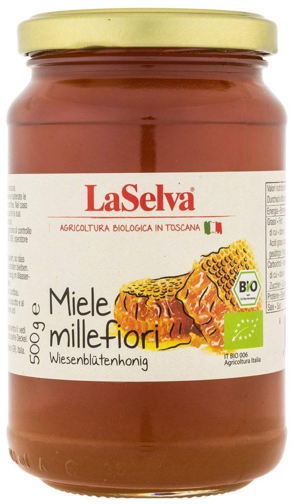 LaSelva Wiesenbl%C3%BCten Honig Toskana 500 G