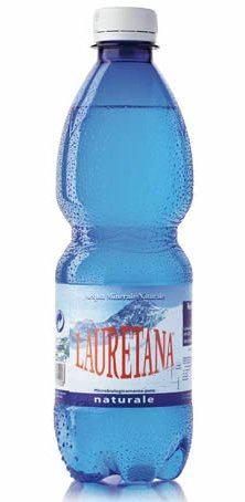 Lauretana Mineralwasser STILL In Der 05 L. PET Flasche