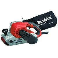 Makita Bandschleifer M9400  im Test