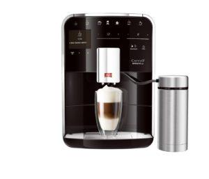 Melitta F 77-0-102 Kaffeevollautomat mit Milchbehälter