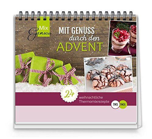 Mit Genuss Durch Den AdventDer Kleine MixGenuss ADVENTSKALENDER