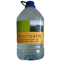 Montcalm Mineralwasser   im Test