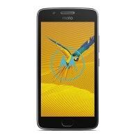 Motorola Moto G5 Smartphone (12,7 cm (5 Zoll), 3GB RAM/16GB, Android) Lunar-Grau