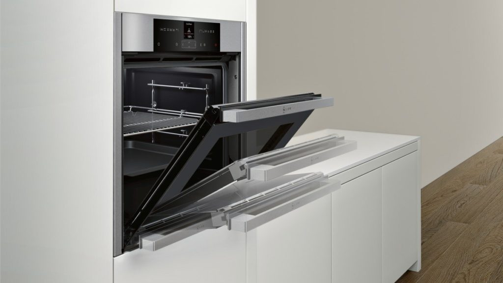 neff bcr4522n b45cr22n0 elektro backofen. Black Bedroom Furniture Sets. Home Design Ideas