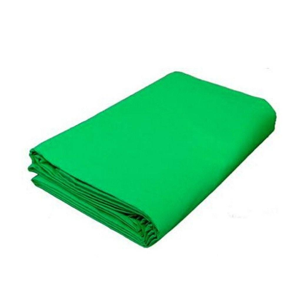 PMS%C2%AE Fotostudio 28 X 6 M Hintergrund Stoff Dicke Reine Baumwolle Hintergrundstoff Chromakey Green Screen Gr%C3%BCn 280x600CM