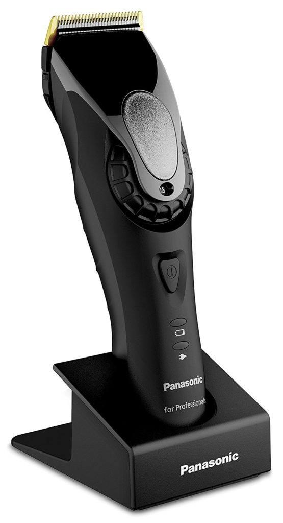 Panasonic Profi Haarschneidemaschine ER GP80 Profi Bart Und Haarschneider F%C3%BCr Akku Und Netzbetrieb