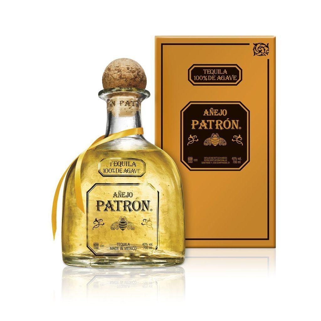 Patr%C3%B3n A%C3%B1ejo Tequila 1 X 0.7 L