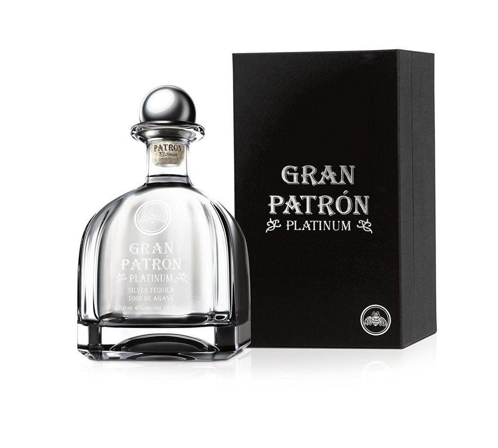 Patron Platinum Tequila 1 X 0.7 L