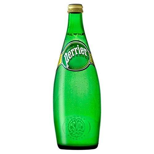Perrier Mineralwasser Glasflasche 750ml