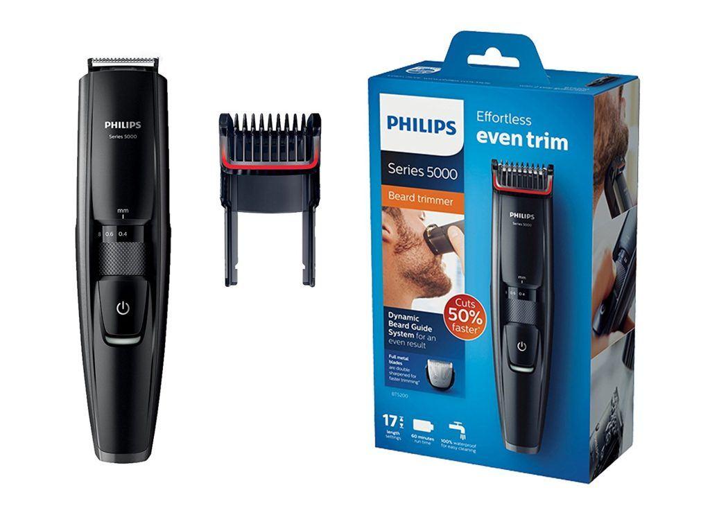 Philips Bart Und Haarschneider Series 5000