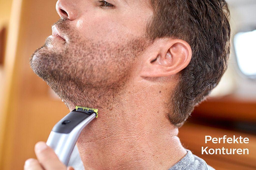 Philips OneBlade Pro Trimmen Stylen Rasieren