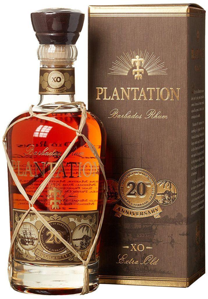Plantation Barbados Extra Old 20th Anniversary 1 X 0.7 L