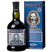 Presidente Rum  im Test