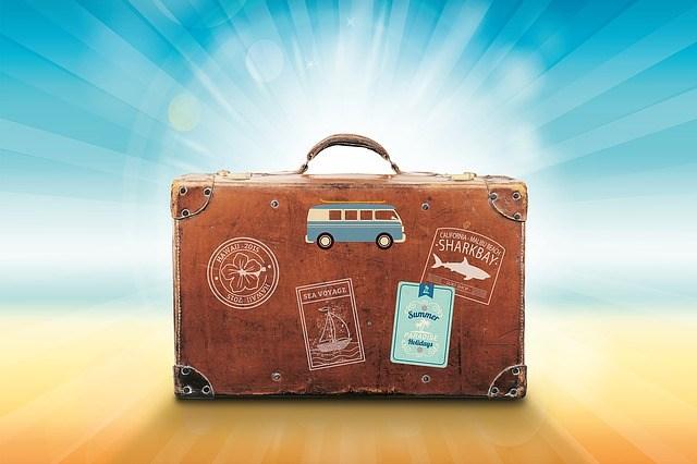 Reisekoffer Luggage 1149289