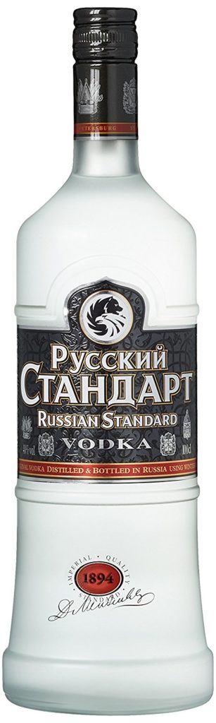 Russian Standard Original Wodka 1 X 1 L