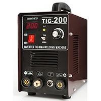 SCHWEIßGERÄT-Wig-MMA-Inverter-HF-Zündung-200-Ampere