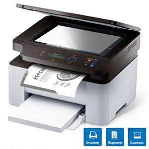 Samsung Laserdrucker Dreifache Multifunktionalität