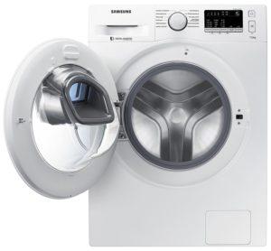 Die Samsung WW90K4420YW im großen 9kg Waschmaschinen Test.