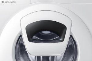 Die Samsung WW90K4420YW Waschmaschine belegt den 4. Platz.