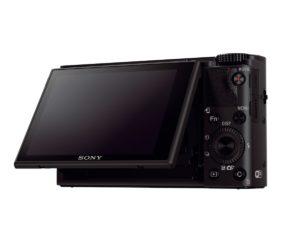 Set Sony DSC-RX100 IV Digitalkamera