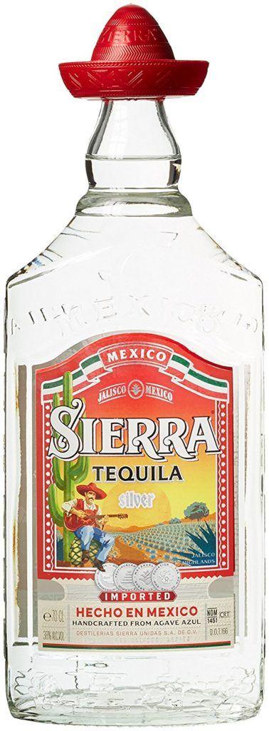Sierra Silver Tequila 1 X 0.7 L