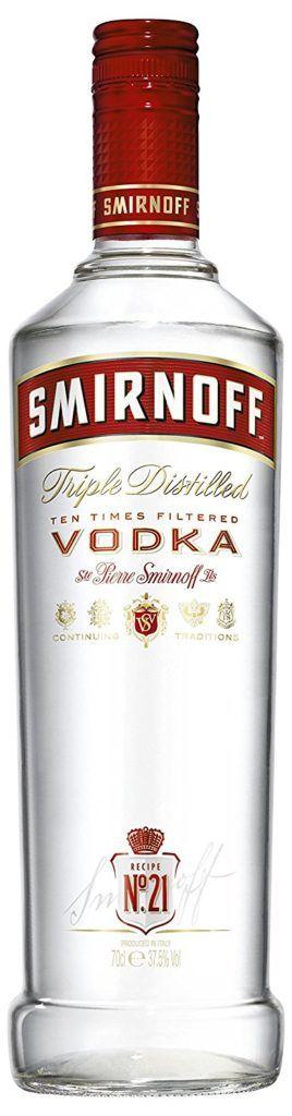 Smirnoff Red Label Vodka 1 X 0.7 L