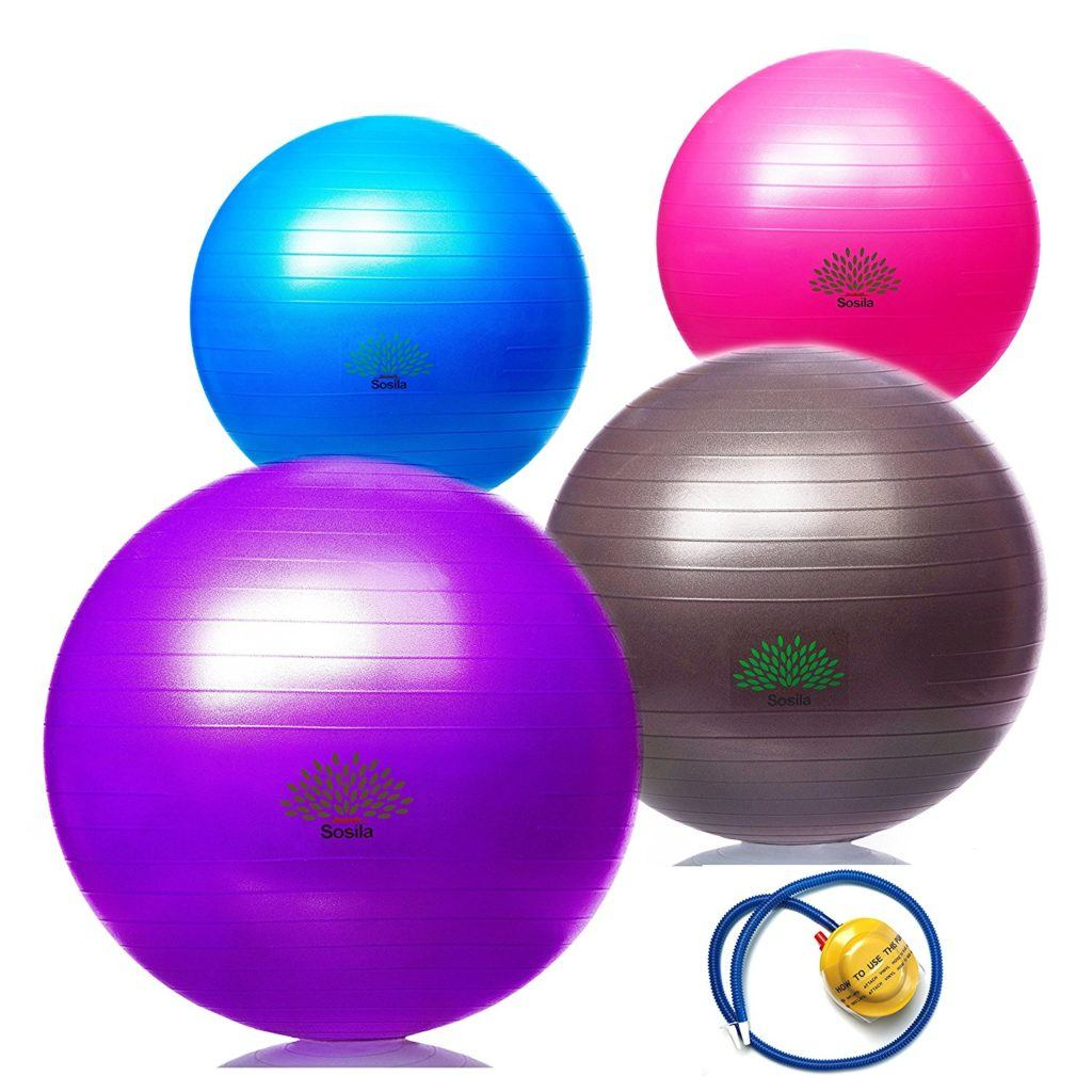 Sosila Gymnastikball Anti Burst