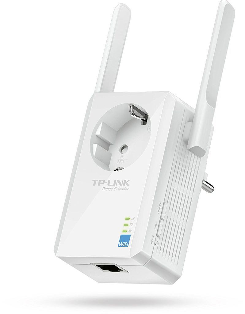 TP Link TL WA860RE WLAN Repeater 1