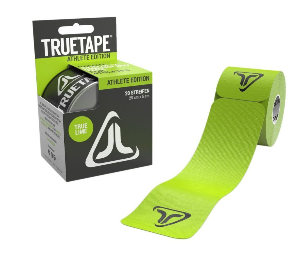 TRUETAPE Athlete Edition Precut Kinesiologie Tape