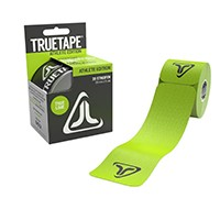 TRUETAPE Athlete Edition Kinesiotape Test