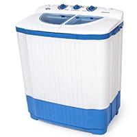 TecTake Mini Waschmaschine 400777 im Test