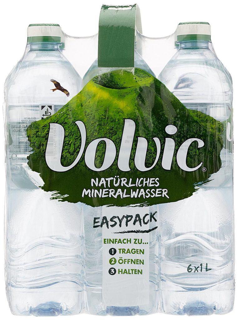 Volvic 6er Pack 6 X 1 L