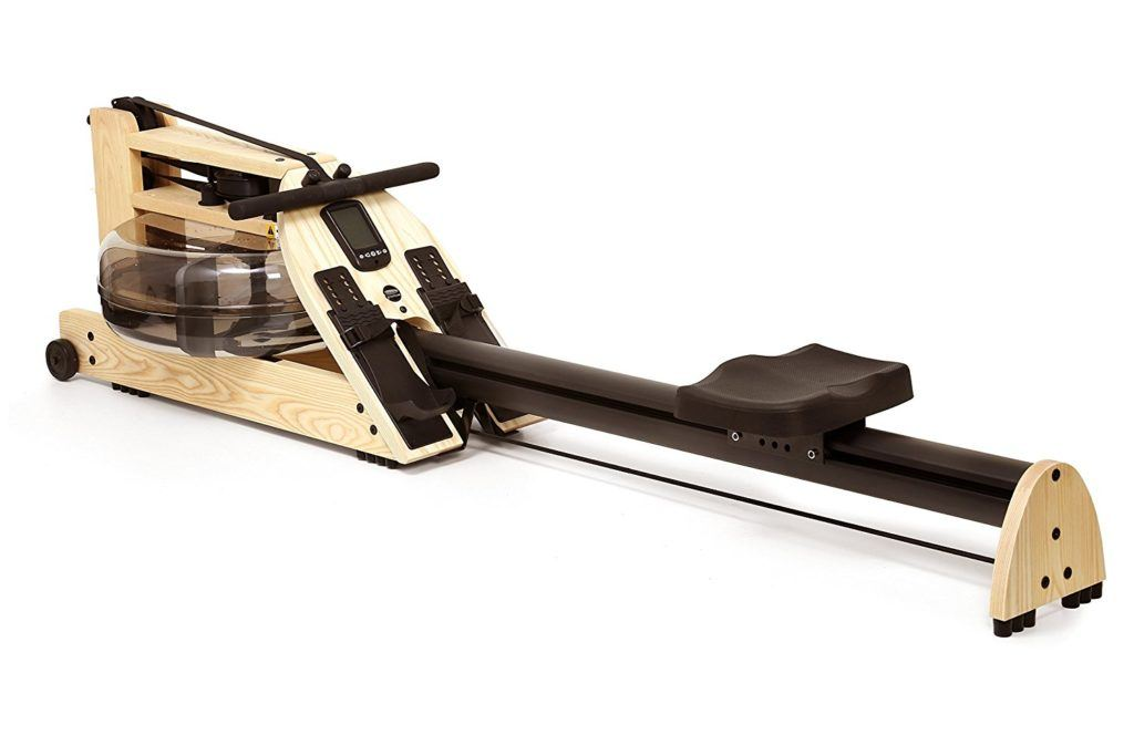 WaterRower A1 Home-Rudergerät Holz braun