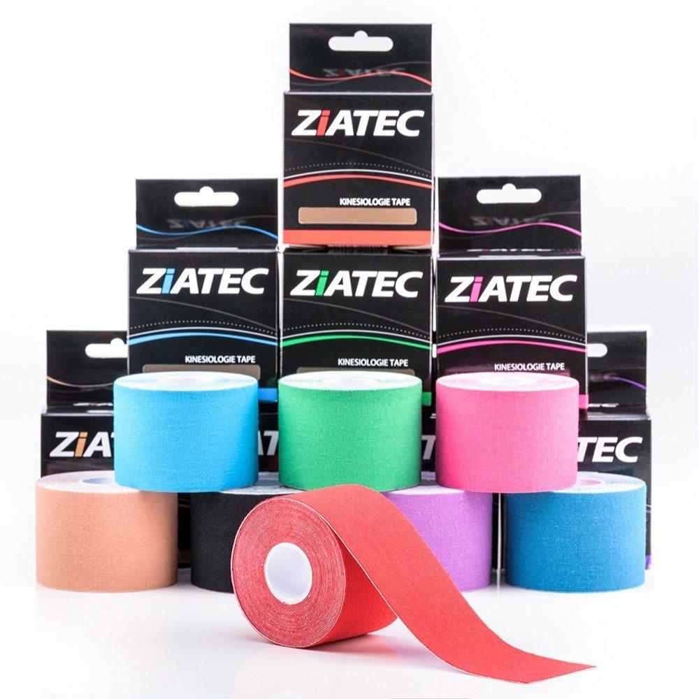 Ziatec Pro Kinesiologie Tape In Vielen Farben